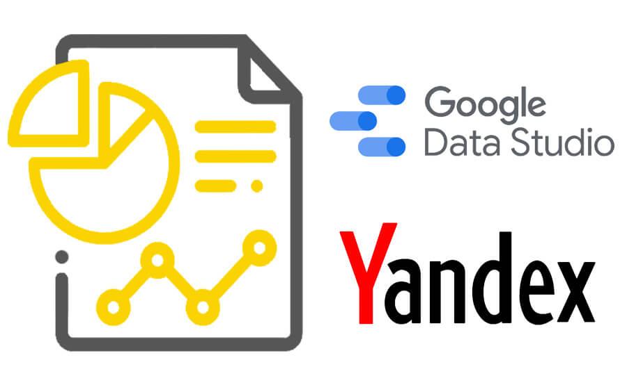 Google Data Studio y Yandex