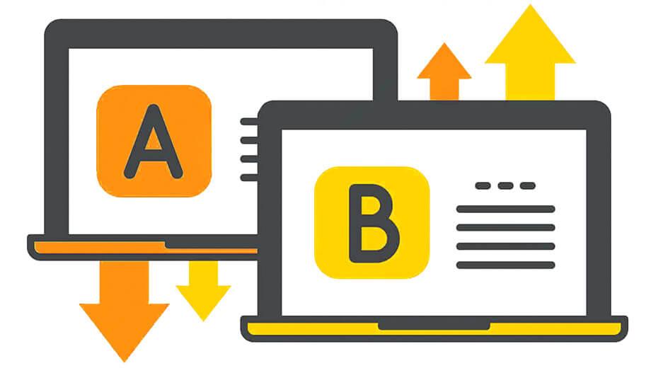 Test A/B y Google Optimize