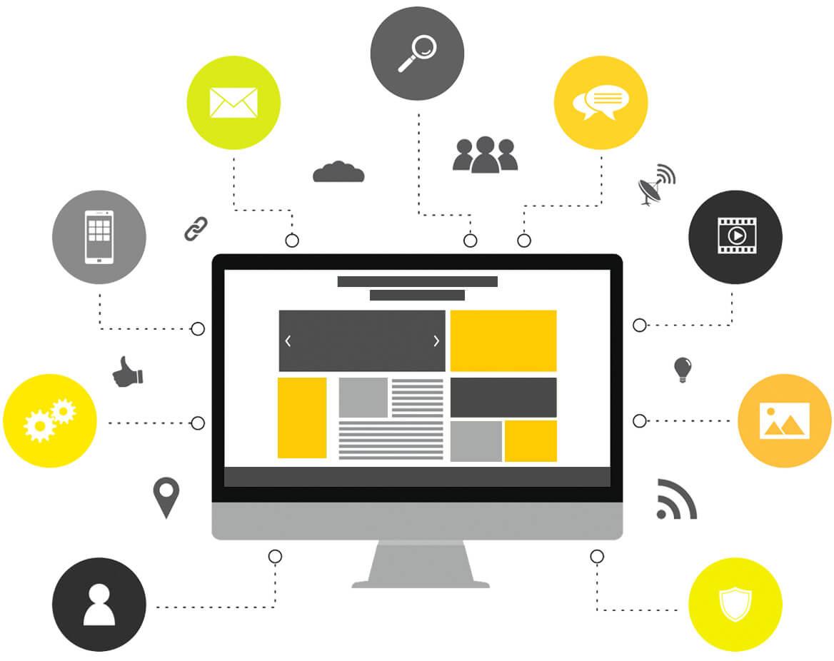 Web Corporativa Wordpress
